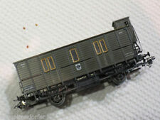 Märklin Güterwagen für Modellbahnen der Spur H0 aus Pappe