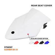 Rear Seat Cover Cowl Fairing Cap For BMW S1000RR 2009 2010 2011 2012 2013 2014