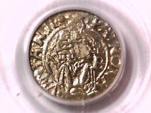 1546 - KB Denar PCGS Genuine Hungary 19565953