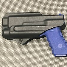 Glock 17 with TLR1 Light IWB Inner Right Side Black Kydex Holster Ships Quick