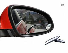 Pack of 2 Blind Spot Mirrors Long Design Car Mirror for Blind Side Door Mirror