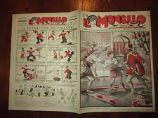 IL MONELLO ANNO V° NUMERO 196 DEL 4 FEBBRAIO 1937