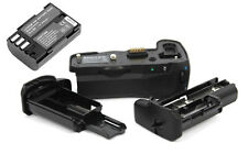 Multi-Power Shutter Battery Grip for Pentax K3+1x Battery Camera as D-BG5