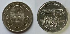 Mark Waugh Ashes 1991 Australian Cricket Commemorative medal coin Collectable
