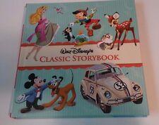 WALT DISNEY'S CLASSIC STORYBOOK BY DISNEY BOOK BRAND NEW HARDCOVER 2014