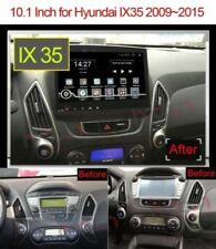 Android 6.0 10.1'' Car GPS NAVI Radio Stereo For Hyundai IX35 w Dual Camera