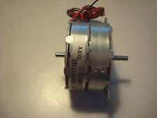 AEG 7.5 grados. 12V motor paso a paso-doble/doble eje