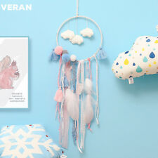 Dream Catcher Wall Hanging Decoration Ornament Handmade Feather Craft