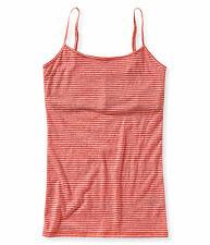 Women's Regular Polyester Spaghetti Strap Sleeve Tank, Cami Tops & Blouses