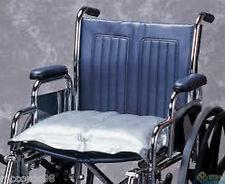 """Medline 16.5"""" x 18"""" Water Gel Wheelchair Cushion"""