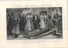 1905 Jaipur PRINCE germogli prima TIGER OROLOGIO OSCILLANTE regalo di Natale