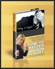 How To Master Your Memory Audio & Text - Self Help CD Rom