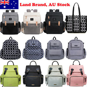 Multifunctional Xtra Large LAND Baby Diaper Backpack Mummy Nappy Changing Bag