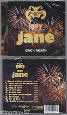 LADY JANE: BACK AGAIN MILLENNIUM CD NEW