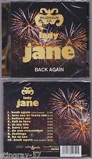 LADY JANE: BACK AGAIN MILLENNIUM CD NEW