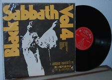 BLACK SABBATH - VOL 4 - Taiwan pressing RARE
