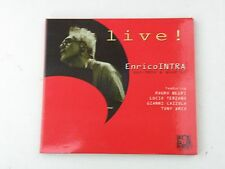 ENRICO INTRA DUO, TRIO & QUARTET - LIVE - CD DIGIPACK GOLDEN MAP JAZZ 2000 -VG++