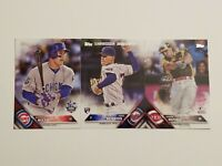 2016 Topps Update Series Base & Rookie RC Pick Your Card! Free Combined S/H