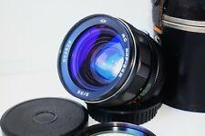 RARE MC MIR-24M 35mm f/2 Wide Angle Soviet Flektogon SLR lens M42 Full Frame EXC