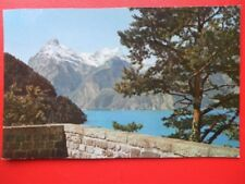POSTCARD SWITZERLAND URIROTSTOCK - LAKE LUCERNE - SEEN FROM BRUNNEN