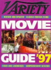 """Variety"" Movie Guide 1997 Paperback Book The Fast Free Shipping"