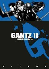 Gantz V18 TP - Dark Horse Comics by Hiroya Oku  Semi-posthumous Alien survival