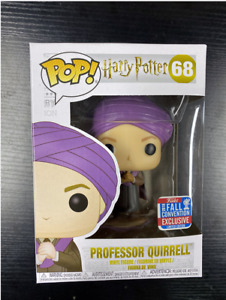 FUNKO POP 68 HARRY POTTER PROFESSOR QUIRRELL FIGURINE VYNILE Garage Kit