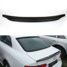 A5 Coupe Trunk Spoiler Carbon Fiber Wing for Audi A5 B8 B8.5 Coupe 08-16 C Style
