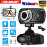 1080P Full HD USB Webcam for PC Desktop & Laptop Web Camera with Microphone/FHD~