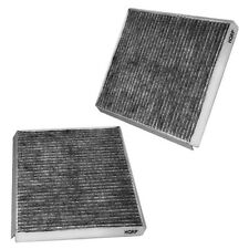 2-Pack Cabin Air Filter for Hyundai Veloster 2011 Accent 2012 Tucson 2005-2012