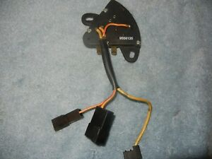 Classic SAAB 900 Neutral Safety Switch  # 9556135  90 - 94