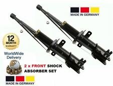 FOR RENAULT TRAFIC 2001-> NEW 2 x FRONT SUSPENSTION STRUT SHOCK SHOCKER ABSORBER