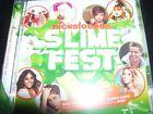 Nickelodeon Slime Fest 2012 Various CD One Direction Rihanna Jessie J Drake & Mo