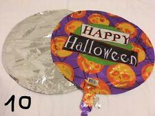 Lot of assorted Halloween Helium Balloons (52 Balloons)