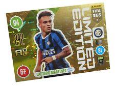 PANINI FIFA 365 2021 LIMITED LAUTARO MARTINEZ - INTERNAZIONALE MILANO