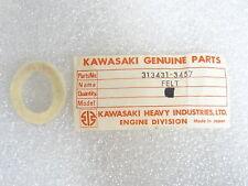 Kawasaki NOS NEW  313431-3457 Felt MB1 MB1A Coyote 130 1970