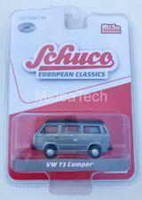 Schuco 9200 European Classics 1/64 Volkswagen T3 Camper Diecast Model Car Chase
