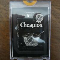 1973 Topps Series 4 WACKY PACKAGES CHEAPIOS CEREAL Proof Card Vault CHEERIOS