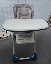 Chicco Polly - Baby High Chair Very Good Condition New seat covers