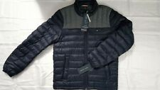 TOMMY HILFIGER MENS LIGHTWEIGHT PACKABLE QUILTED PUFF...