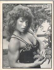 Women's Physique Publication Female Bodybuilding Doughdee Marie 2-85