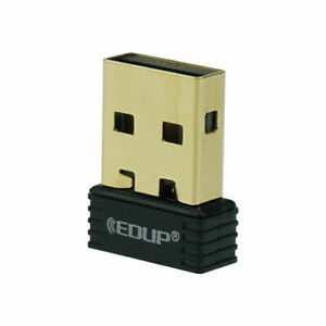 USB WiFi Wireless Mini Adapter 150Mbps 802.11n Network MTK7601 EP-8553 Portable