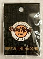 """Hard Rock Cafe Tampa Pin """"MY FIRST PIN"""" Handmade Limited Edition"""
