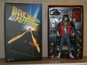 Marty McFly figure 1/6 Scale Hot Toys Retour vers le futur Back to the future
