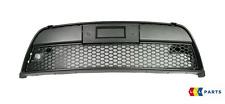 NEW GENUINE SEAT IBIZA CUPRA 02-10 FRONT BUMPER CENTER GRILL BLACK 6LL853667 79Y