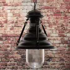 Ottawa traditionnel INDUSTRIEL 8W suspendue Plafond Lumière del en noir, Home