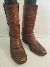 Lucchese Boots 9D **Vintage** The Spanish Collection