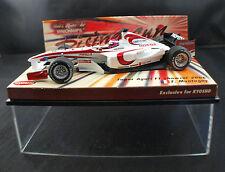 Minichamps ◊ Super Aguri F1 Showcar 2006 ◊ F.Montagny ◊ 1/43 ◊ boxed / en boîte