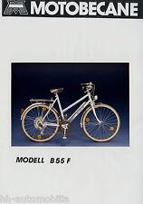 Pressefoto Foto Motobecane B55F Fahrrad 1984 press photo de presse bicycle velo