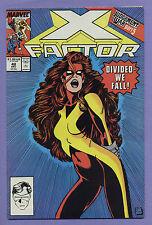 X-Factor #48 1989 Judgment War Louise Simonson Paul Smith Marvel v